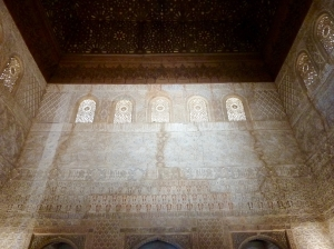 Alhambra Salan de Embajadores